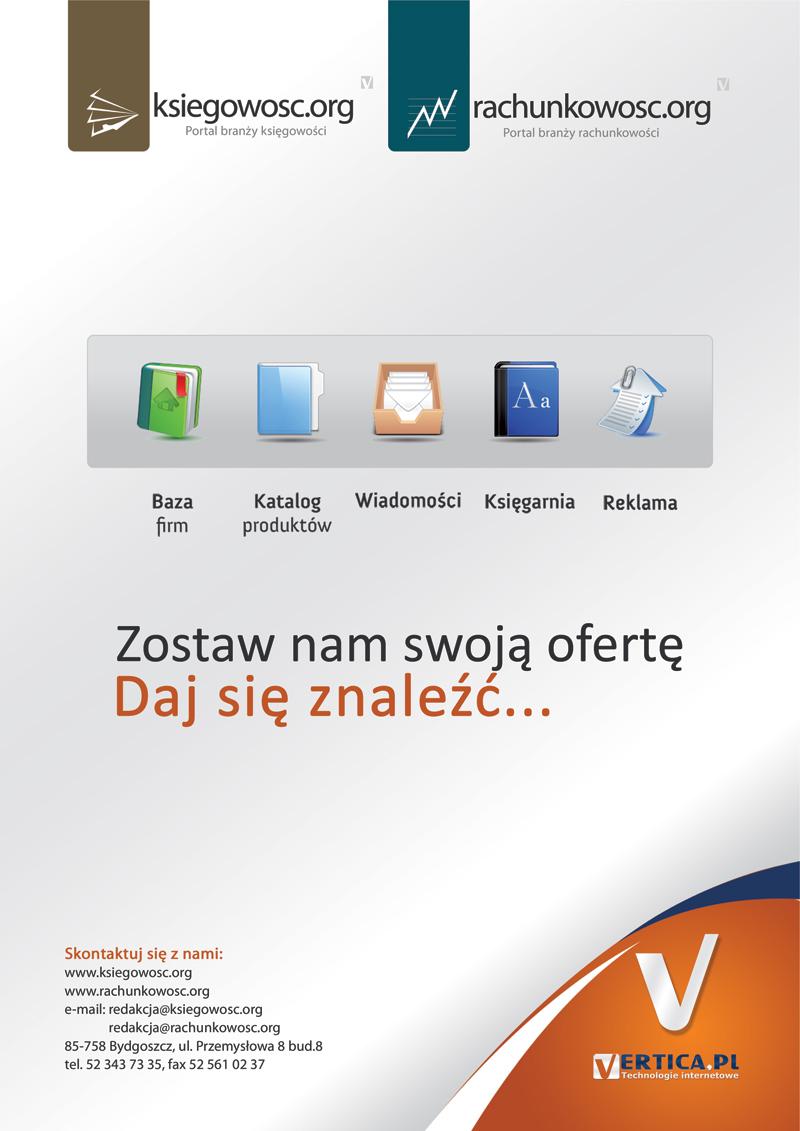 Rachunkowosc.org - portal branży rachunkowej