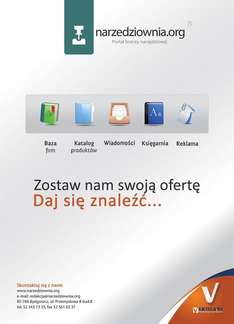 Narzedziownia.org - portal branży narzędziowej