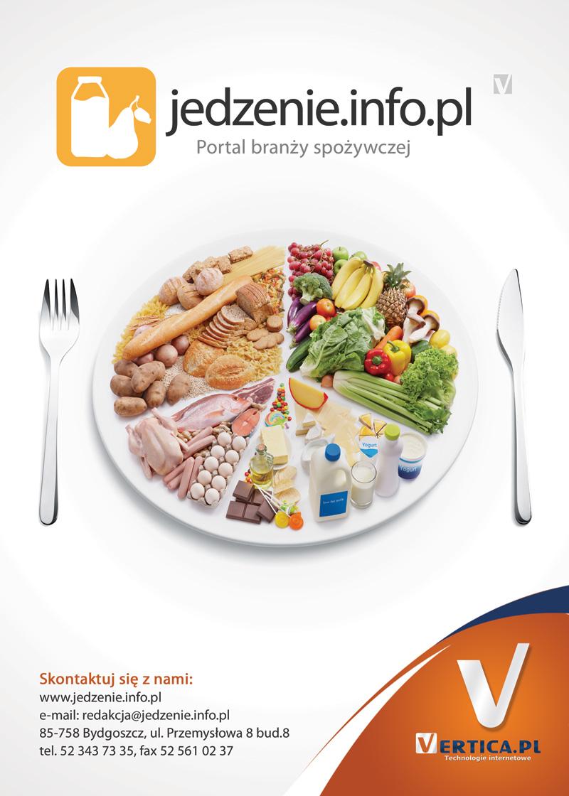 Ulotka reklamowa - jedzenie.info.pl