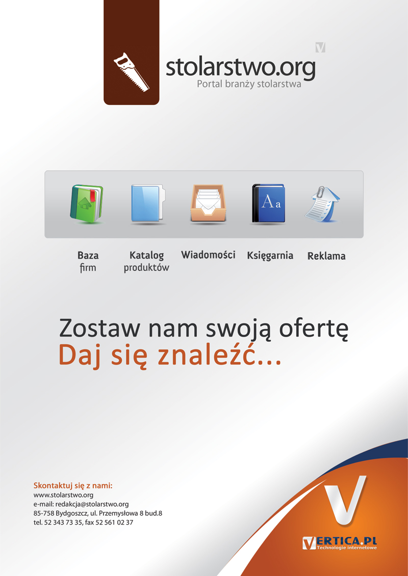 Stolarstwo.org - portal branży stolarskiej